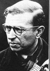 JeanPaulSartre   ژان پل سارتر