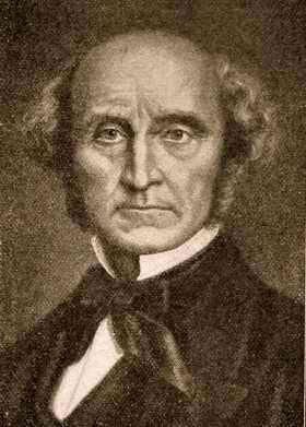 جان استوارت میل John Stuart Mill (١٨٠۶ - ١٨٧٣)